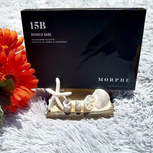 MORPHE 15B BRUNCH BABE EYESHADOW PALETTE  NWT